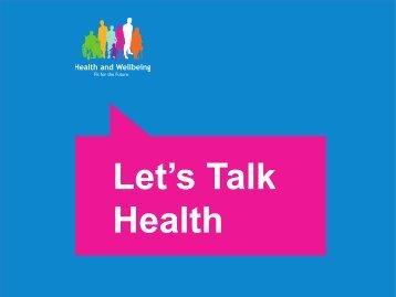 Director of Public Health Presentation , item 175. PDF ... - Democracy