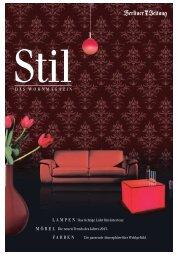 STIL – das Wohnmagazin