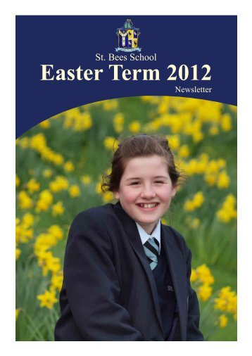 Easter Term 2012 - St Bees School