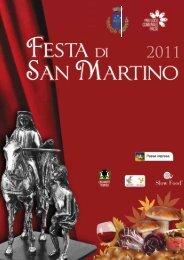 Festa di San Martino 2011 - Comune di Paese