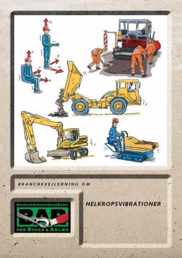 Hent Helkropsvibrationer - BAR Bygge & Anlæg