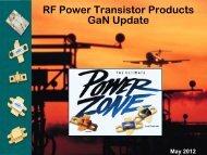 M/A-COM Technology Solutions - Richardson RFPD