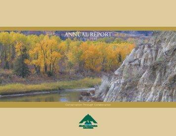 2002-2003 - Alberta Conservation Association