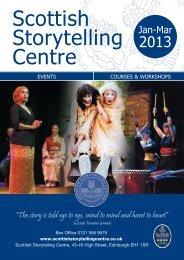 Events Jan-Mar 2013 - Edinburgh UNESCO City of Literature