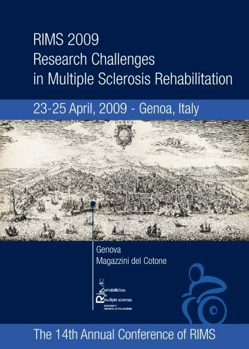 RIMS 2009 Research Challenges in Multiple Sclerosis Rehabilitation