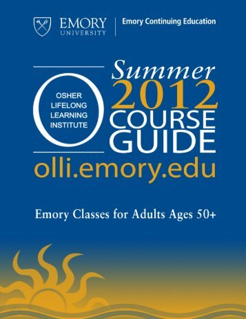 Emory Continuing Education