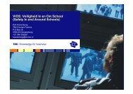 VIOS: Veiligheid In en Om School (Safety In and Around Schools)
