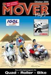Oktober 2008 - Mover Magazin