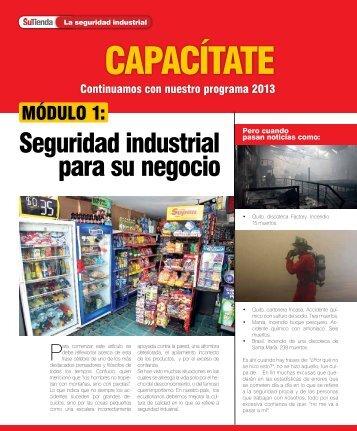 Seguridad Industrial - Pronaca