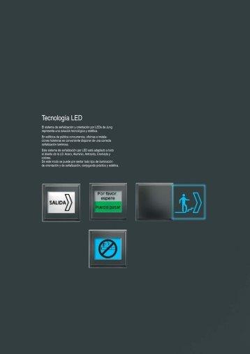 Tecnología LED - Jungiberica.net