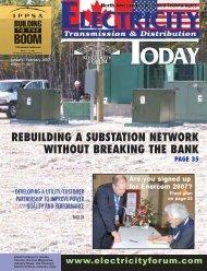 Read Magazine - Electricity Today Magazine