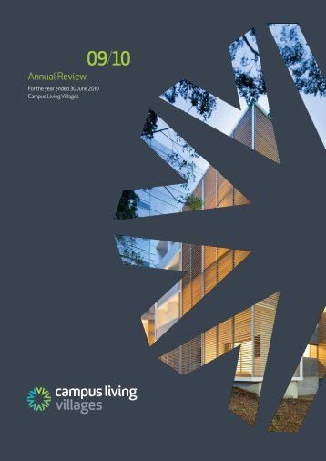 Annual Review - Campus Living Villages