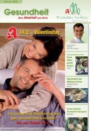 Februarausgabe 2009 als PDF - Wacholder Apotheke