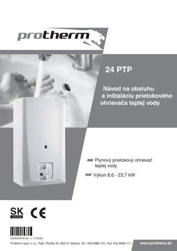 protherm leopard 24 btv service manual