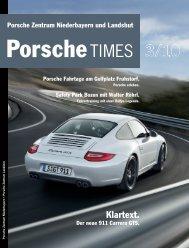 Der neue 911 Carrera GTS. - Porsche Zentrum Landshut
