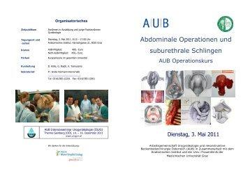 Anatomie Programm 20110321[1]
