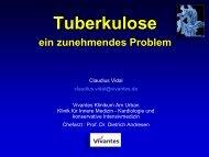 Tuberkulose - Vivantes