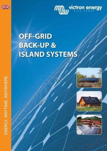view brochure - Bright Green Energy