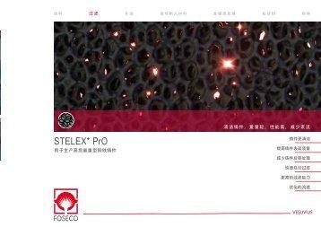 STELEX* PrO - Foseco