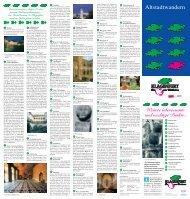 Info Altstadtwandern (PDF) - Klagenfurt Tourismus
