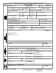 DD Form 1616, Department of Defense Transportation Agreement