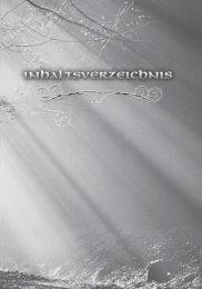 Das inoffizielle Myst Kompendium <Inhaltsverzeichnis> - *ISBN 3 ...