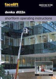 15513 Denka DL22N - Facelift