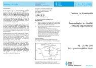 Informationen in unsere PDF-Broschüre - Dialog Marketing ...