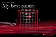The Becker ® MAP PILOT. - Harman/Becker Automotive Systems ...