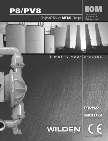 P8/PV8 Maintenance Manual - Csidesigns.com