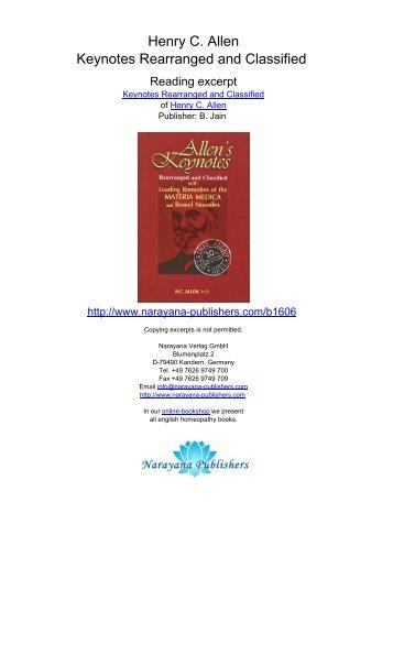 contents - Narayana Publishers