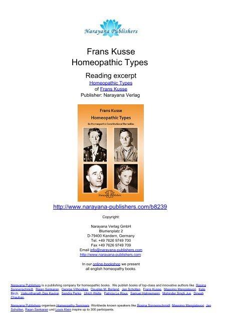 Thuja Occidentalis Homeopathy