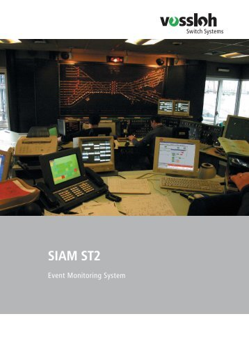 SIAM ST2 - Vossloh Cogifer