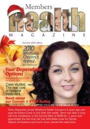 December 2010 Edition - Westfund
