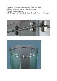 Aqua skyvedor 9200 - coBuilder