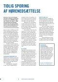 Tidlig sporing af hørenedsæTTelse - Lev Vel - Page 2