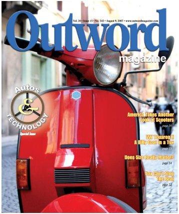 Outword Magazine - Outlaw Audio