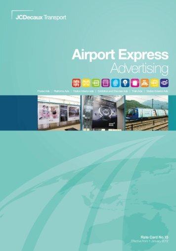 hong kong station - JCDecaux Group