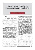 11. Türk Arkeoloji ve Etnografya Dergisi - Kültür ve Turizm Bakanlığı - Page 7