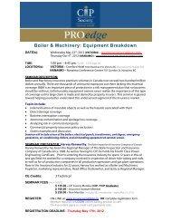 Boiler & Machinery: Equipment Breakdown - Insurance Institute of ...