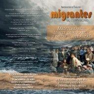 Mediterraneo: liMite invalicabile o inizio di speranza