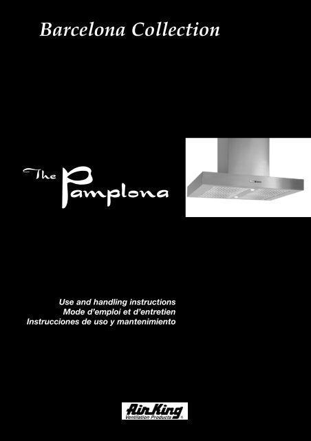 Barcelona Collection - US Appliance
