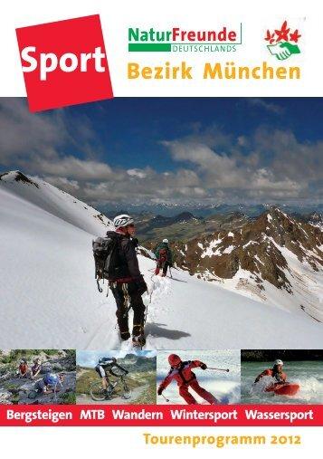 Allgemeine Angebote 2012 - NaturFreunde Deutschlands