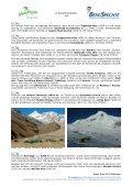 Peru: Cordillera Blanca Trekking und Nevado ... - Naturfreunde - Seite 6