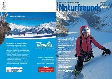 Magazin für Freizeit und Umwelt Gerlinde ... - Naturfreunde