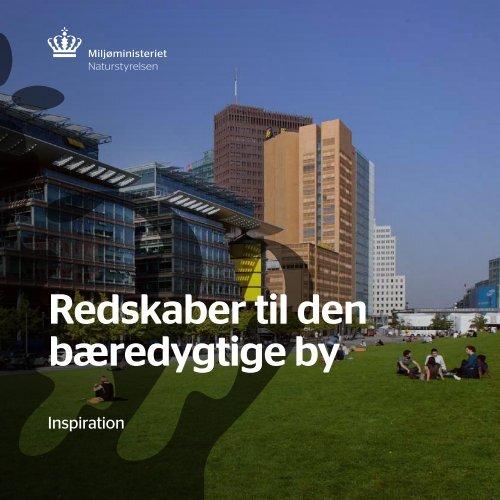 Redskaber til den bæredygtige by - Naturstyrelsen