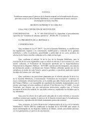 decreto supremo nº 012-2006-jus - Colegio de Notarios de Lima