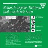Naturschutzgebiet Todtenau und umgebende Auen