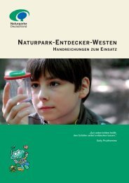 NATURPARK-ENTDECKER-WESTEN - VDN