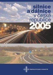 w silnice a dálnice v české republice - Ředitelství silnic a dálnic